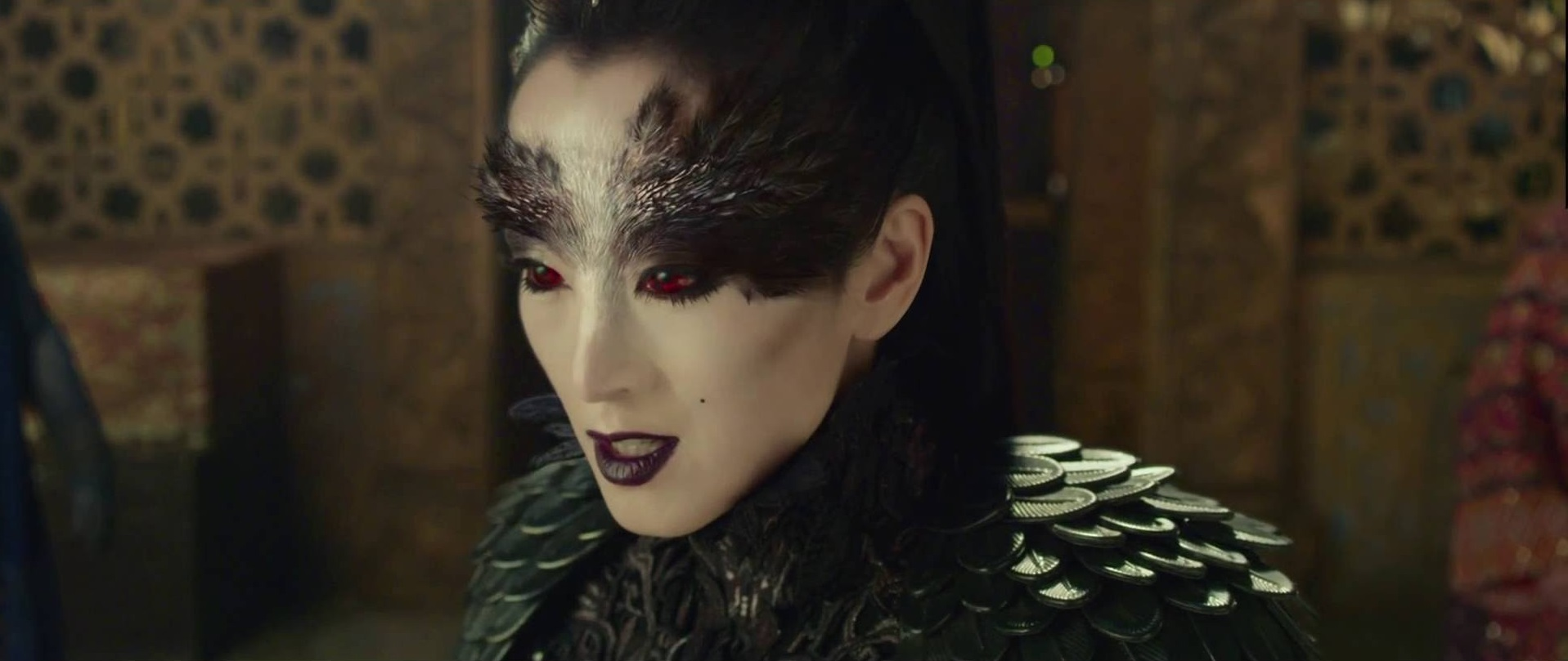 The Villain In The Live Action Remake Of Mulan Is A Witch Moviedash Com