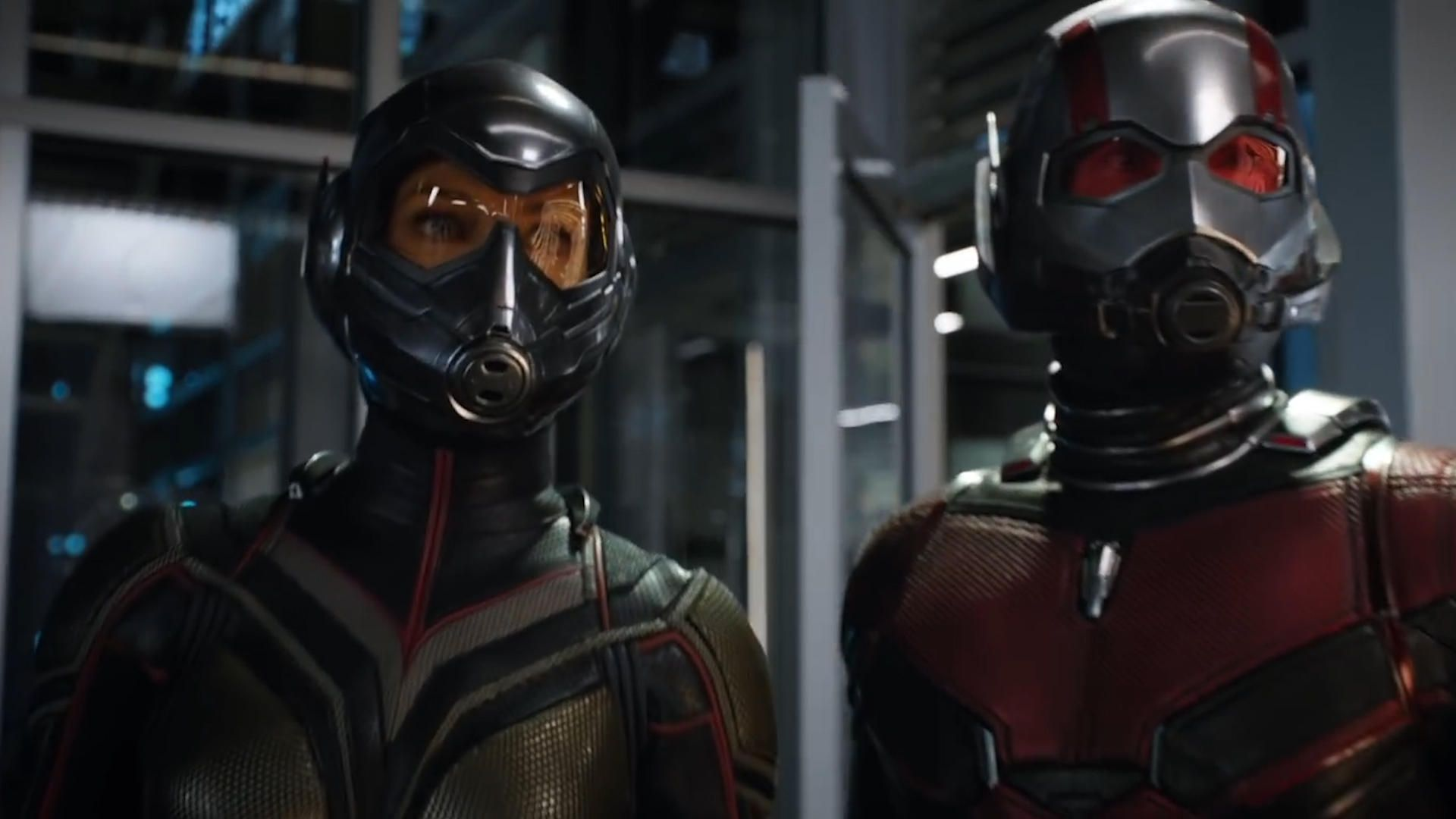 New Ant-Man And The Wasp TV Spot Is Out | Moviedash.com