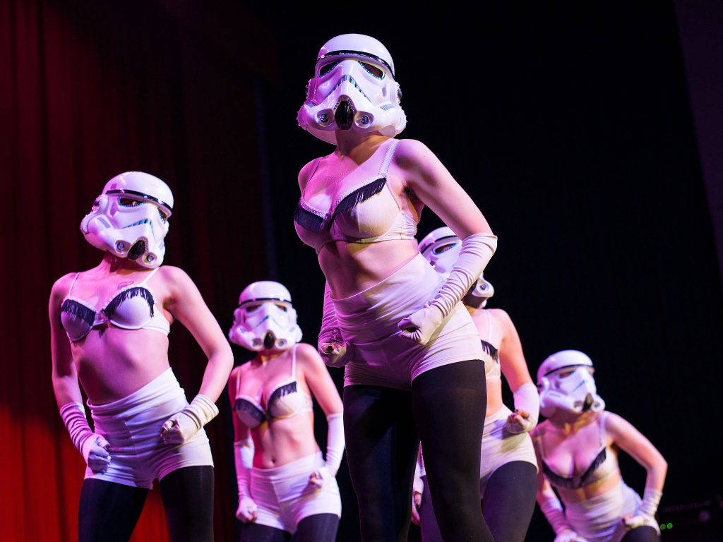 Star Wars Goes Sexy With Empire Strips Back Burlesque Shows
