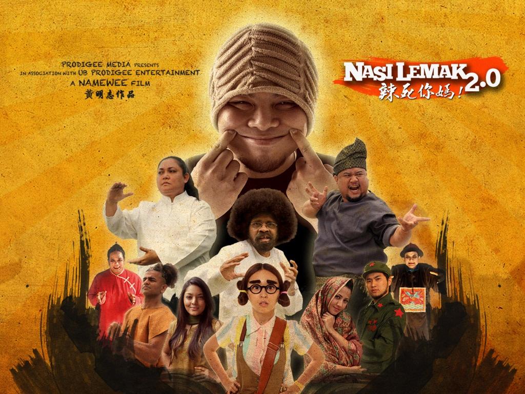Malaysian film: Nasi Lemak 2.0