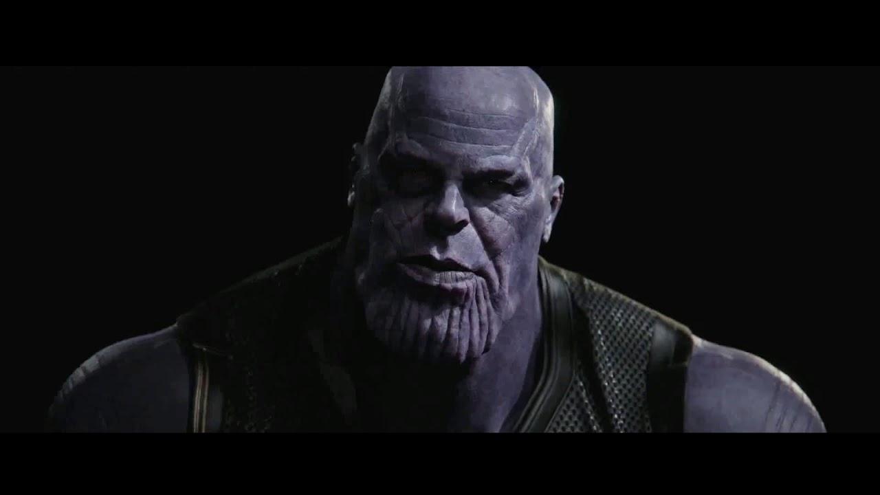 Watch Avengers: Infinity War Test Footage Of Josh Brolin's Thanos