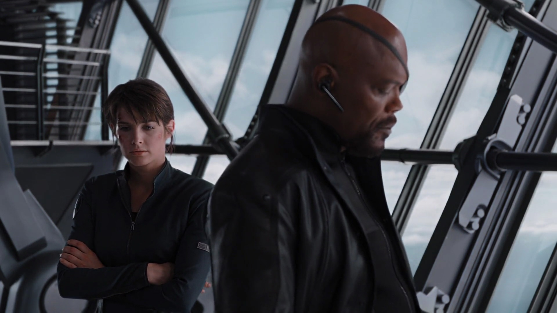 Marvel comic, Unlike in the comics, Maria Hill never got her own story arc.