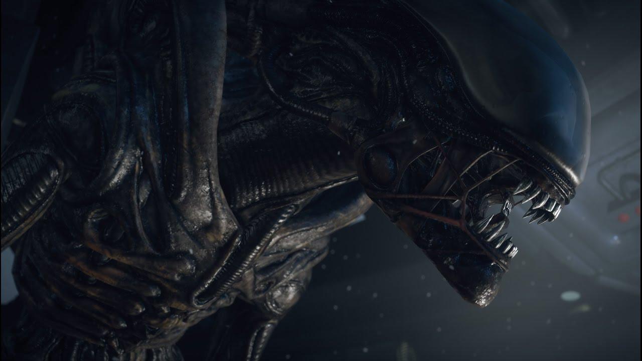 Sci-Fi Alien