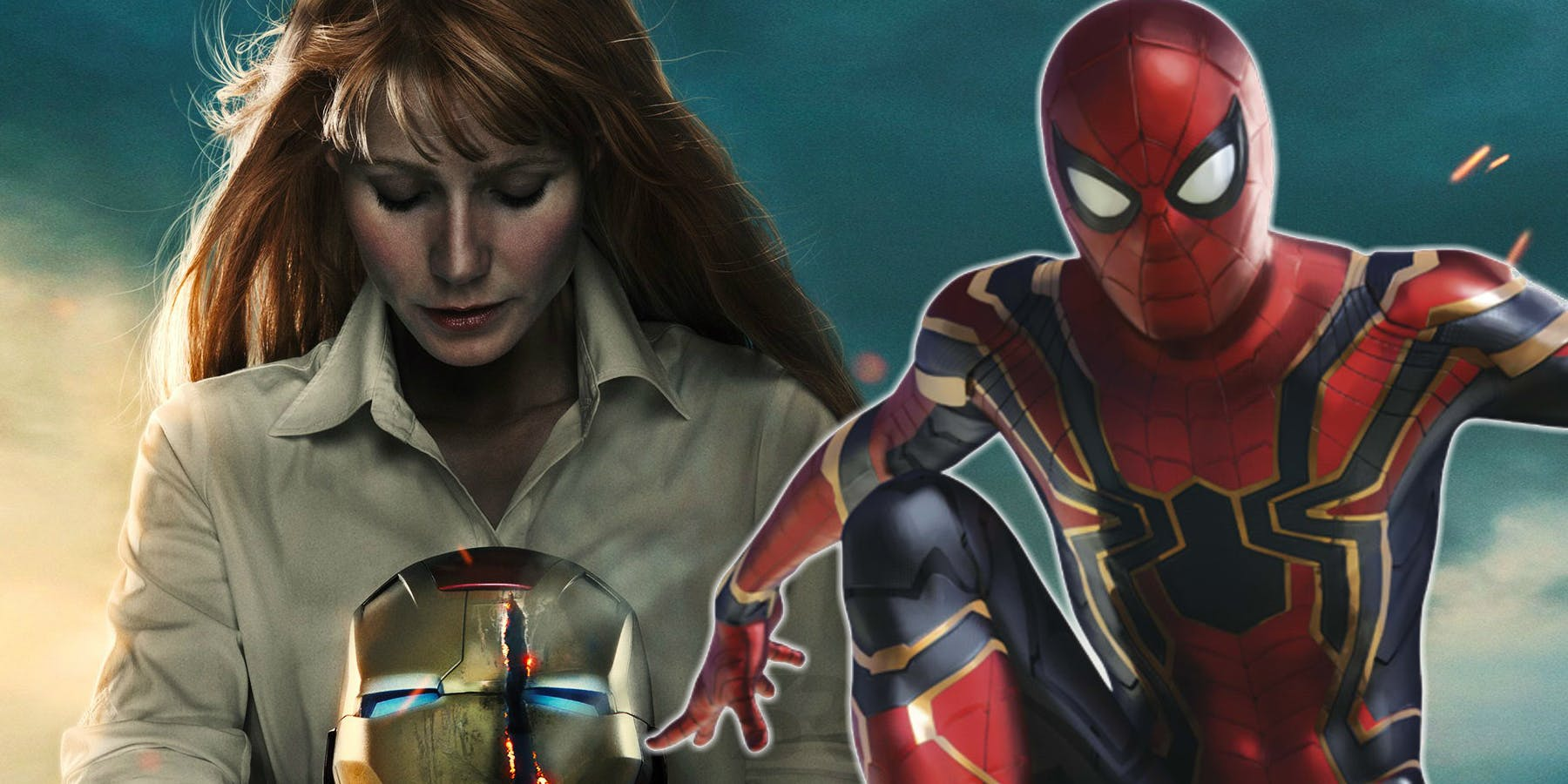 gwyneth paltrow's pepper potts may return in spider-man: far from