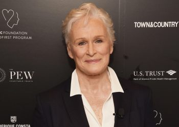 NEW YORK, NY - MAY 09:  Actress Glenn Close attends the 4th Annual Town & Country Philanthropy Summit at Hearst Tower on May 9, 2017 in New York City.  (Photo by Bryan Bedder/Getty Images for Town & Country)
