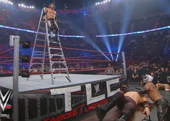 Tables Ladders and Chairs