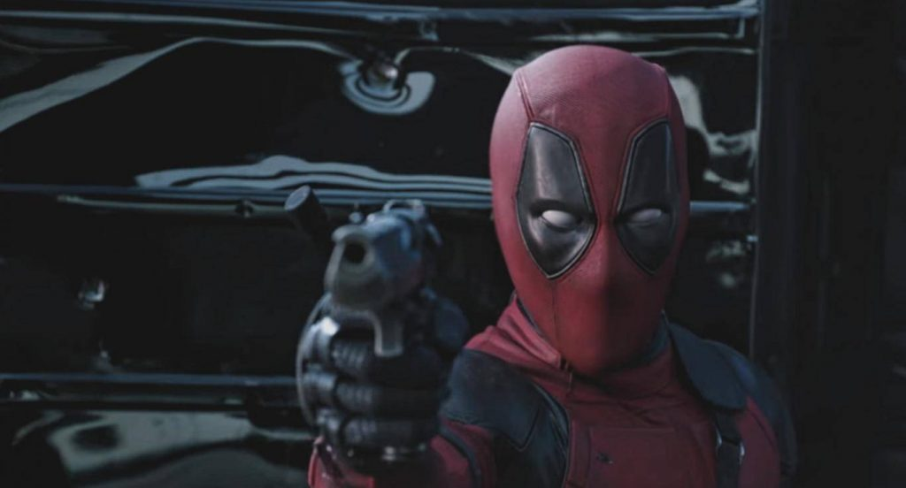 Deadpool Graces the Cover Of Total Film & Young Fan