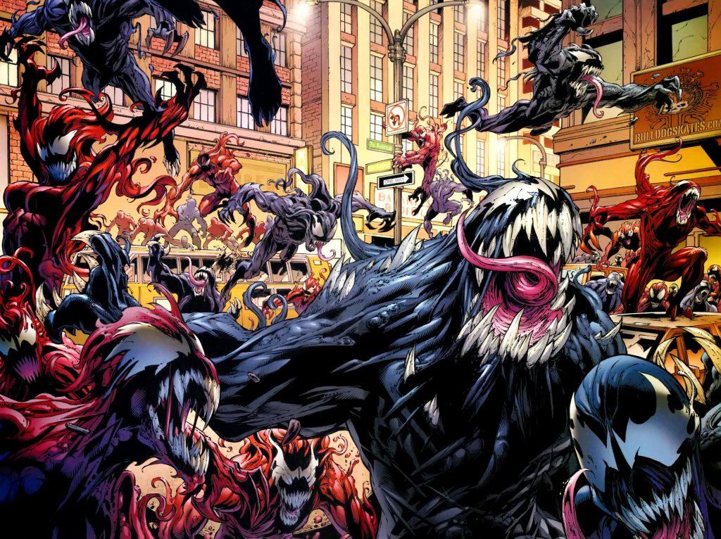 Different Symbiotes