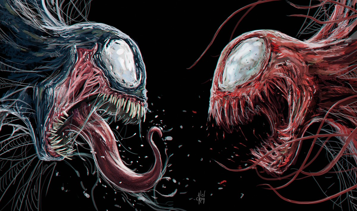 Venom Vs Carnage Who Would Win In A Fight Moviedash Com Carnage