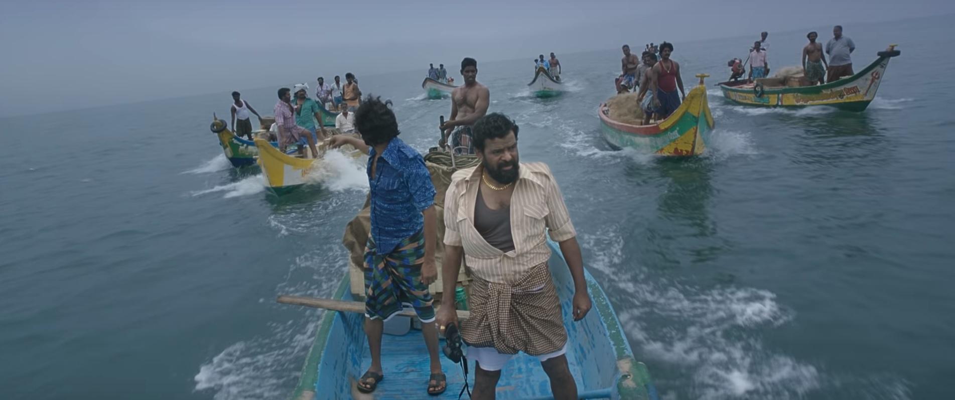 Vada Chennai characters