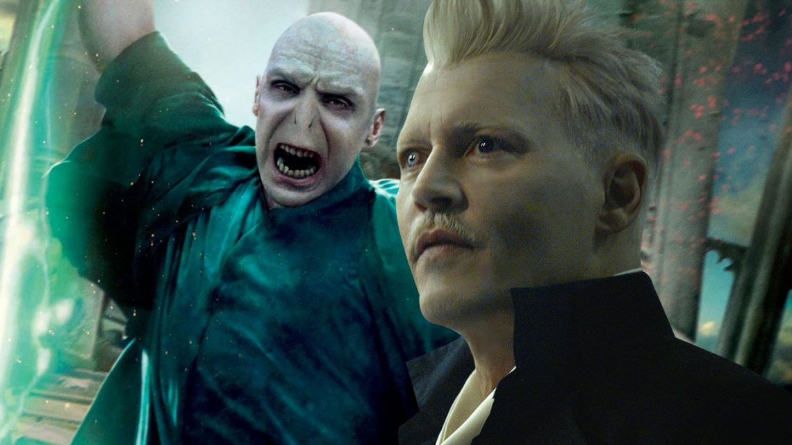 Lord Voldemort Vs Gellert Grindelwald