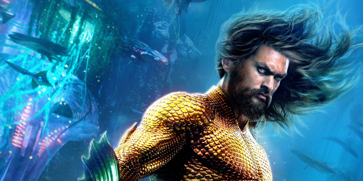 Aquaman Photos Reveal What the Film Looked Like Before VFX