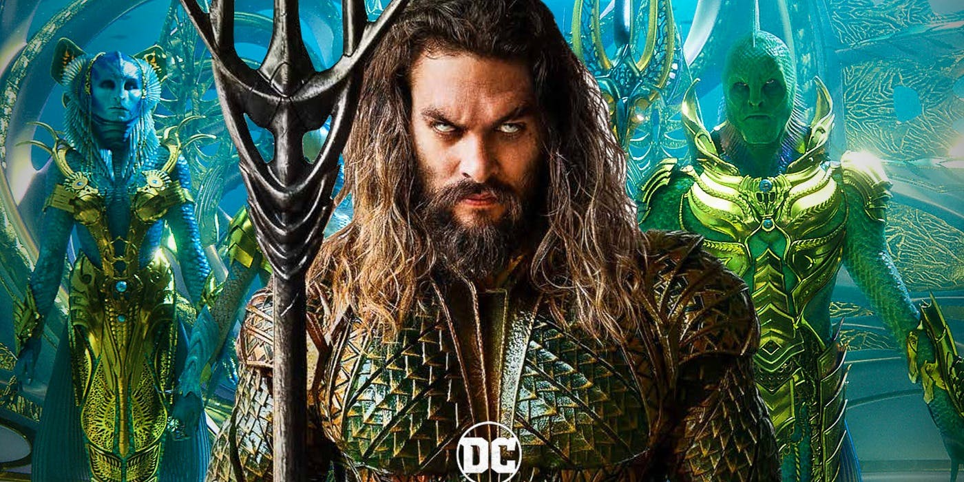 Aquaman Review Youre Not Ready For This James Wan Epic Moviedashcom