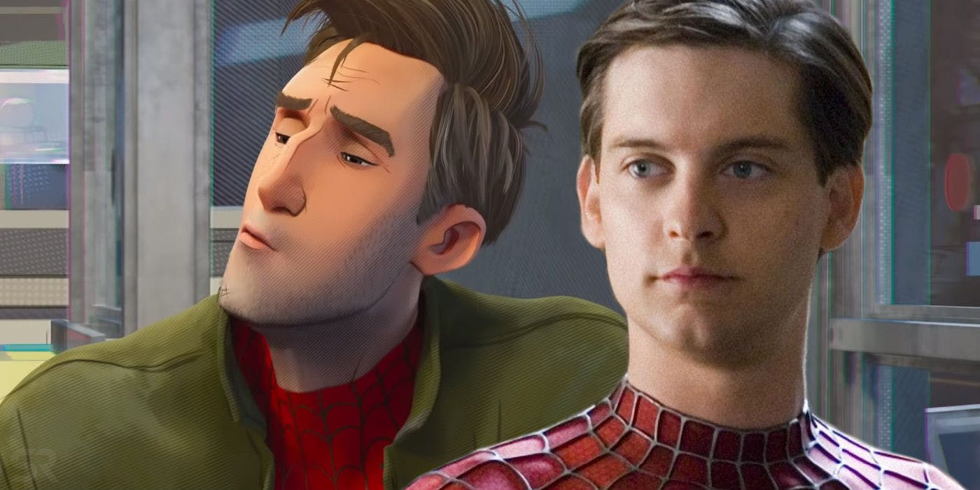 Tobey Maguire Was Considered As Older Peter Parker For Spider-Man: Into The Spider-Verse | Moviedash.com