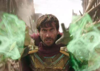 Mysterio-Jake Gyllenhaal