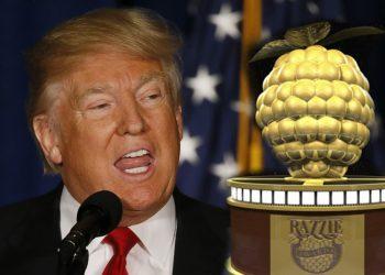 Donald Trump Razzies