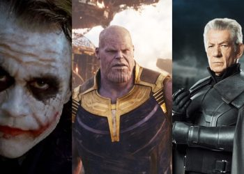 Top 10 greatest comic book movie villains