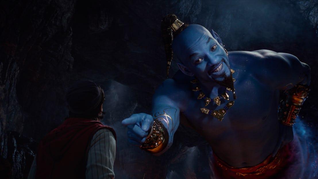 Aladdin - Will Smith