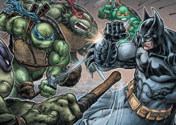 Teenage Mutant Ninja Turtles - Batman
