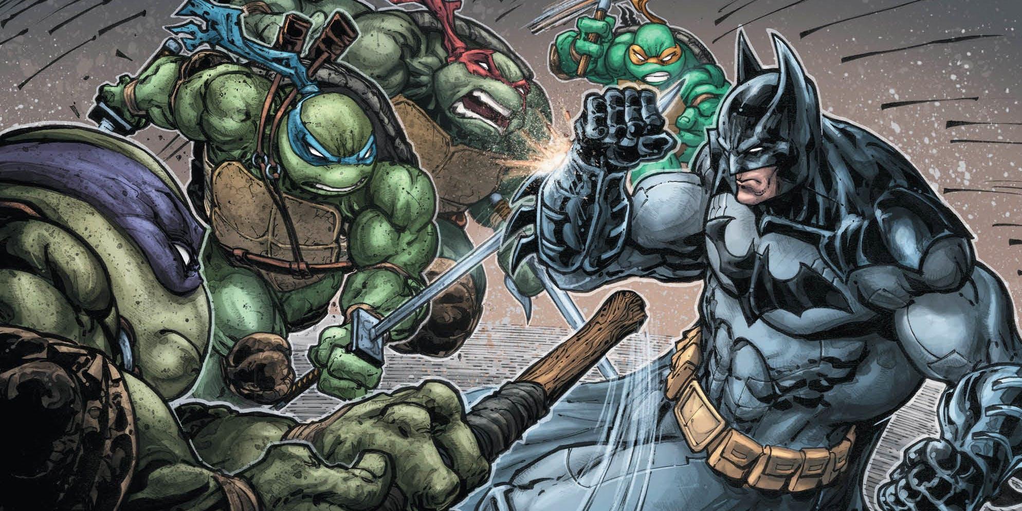Batman Turtles