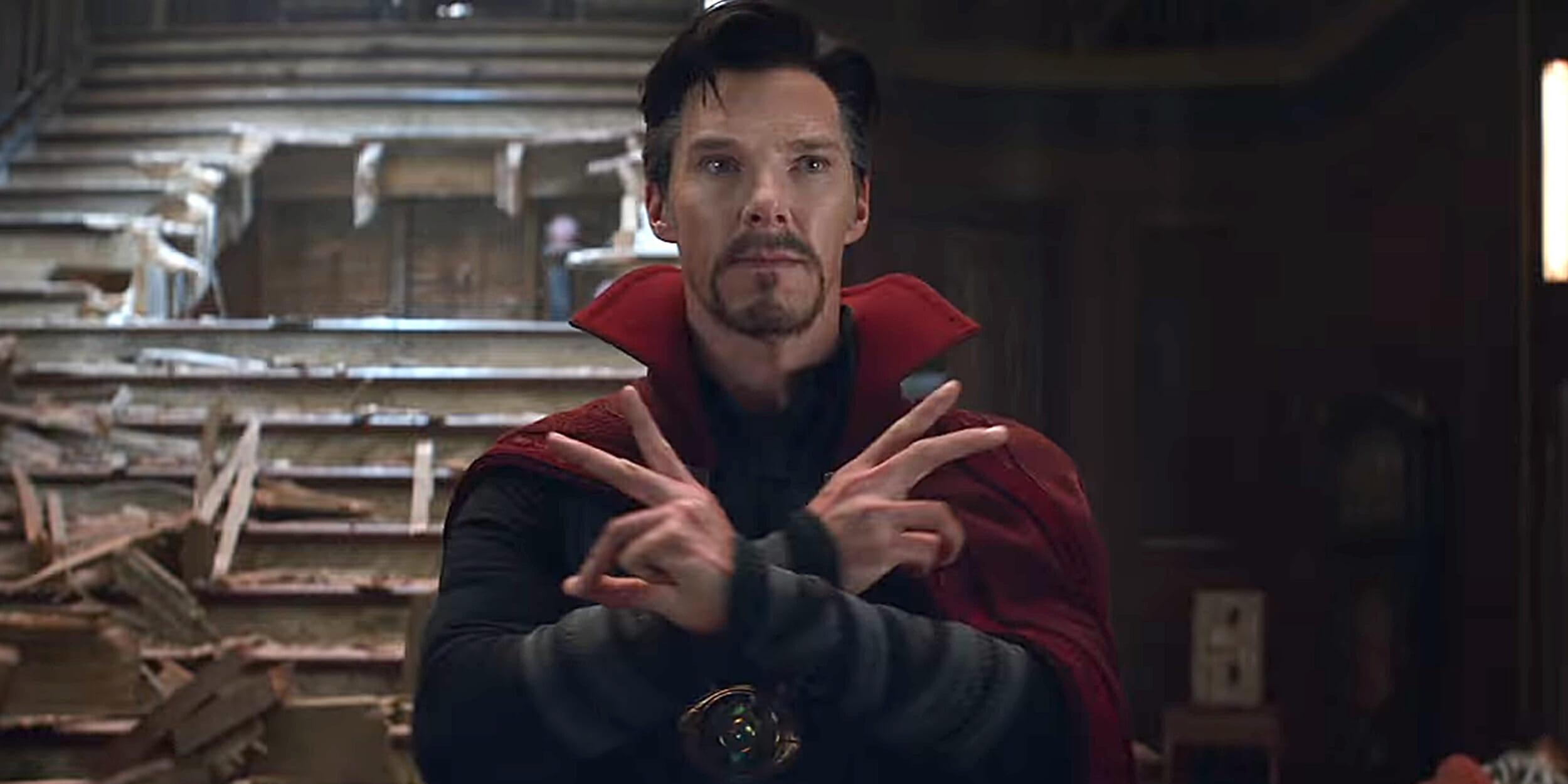 Avengers Endgame Fan Theory Says Doctor Strange Actually Did Use