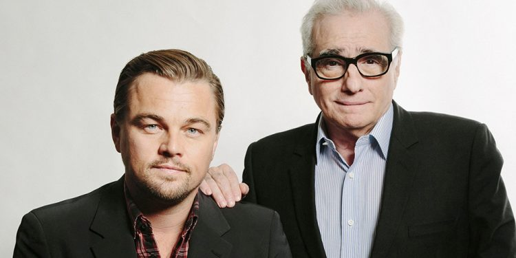 """Mandatory Credit: Photo by Victoria Will/Invision/AP/REX/Shutterstock (9179643a) This photo shows American actor Leonardo DiCaprio, left, with American film director Martin Scorsese in New York. DiCaprio stars in the Scorsese film, """"The Wolves of Wall Street Leonardo DiCaprio Martin Scorsese Portraits, New York, USA"""