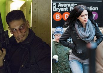 The Punisher - Jessica Jones