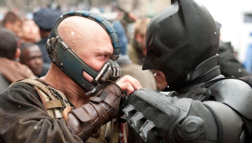 Bane Vs Batman