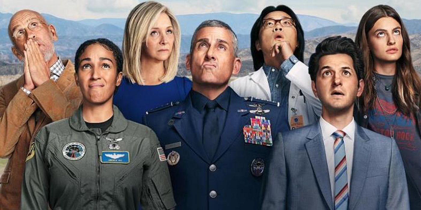 Space Force Season 1 Netflix